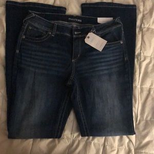 Maurices NWT Boot Cut Jeans